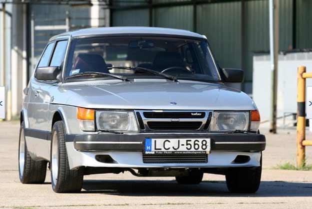 Saab 900 Turbo S T16