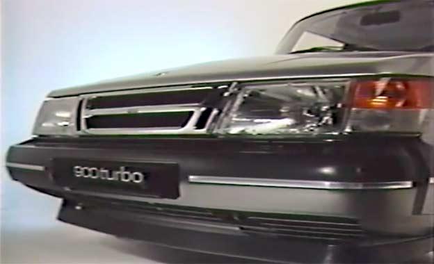 Saab 900 turbo MY 1987