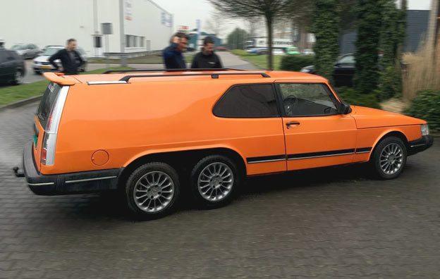 Half Saab – Half Volvo – 6×6