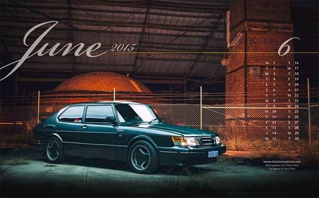 Saab 900 Wallpaper