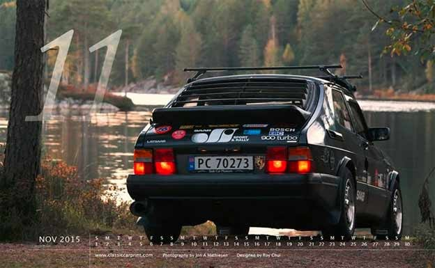 Saab 900 Wallpaper