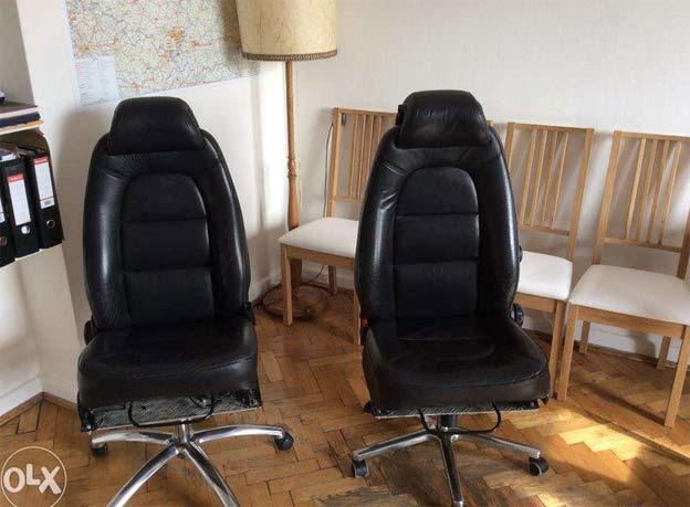 Saab 9000 Chairs
