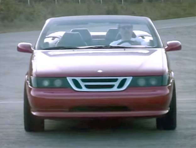How it was made video - Saab 9000 Fivebow (Cabrio) Concept