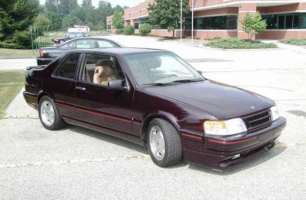 Saab 9000 coupe
