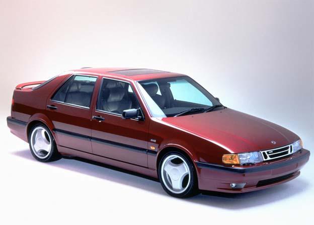 Saab 9000 Ecosport Prototype