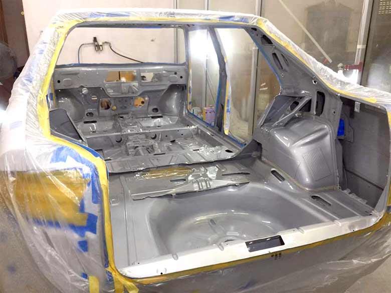 Thai Style - Saab 9000 Aero Restoration