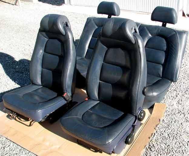 Saab 9000 Series Seats