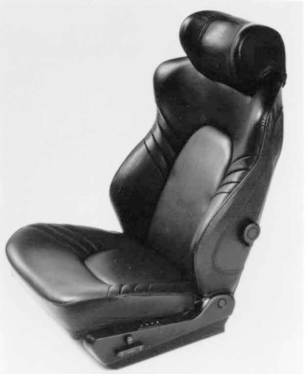 famous Saab seats