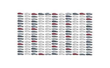 """""""100 of Saab 9000 party"""" 1"""