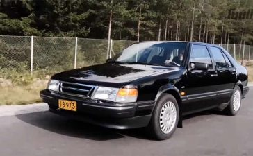 The Classic test: Saab 9000 V8