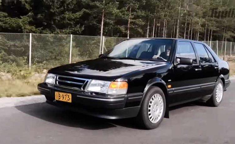 The Classic test: Saab 9000 V8