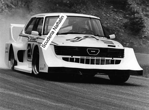 Saab 900 Turbo Super Saloon