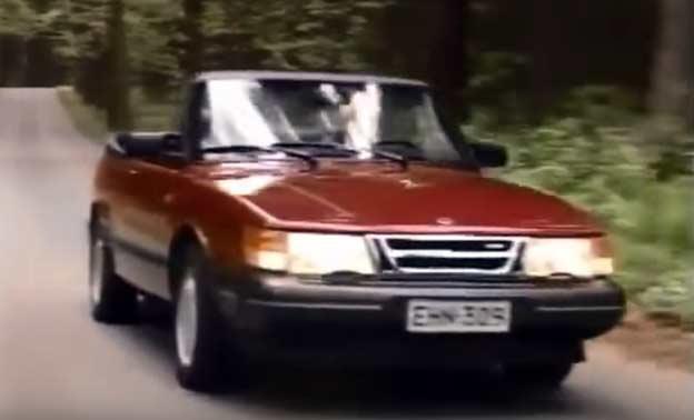 Saab 900c