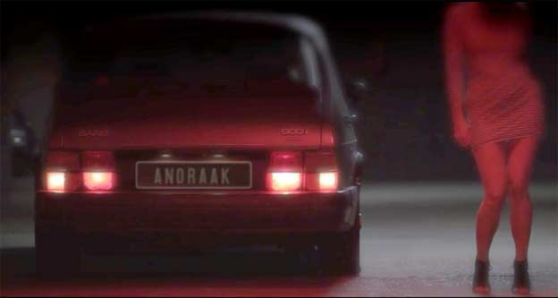 "Saab 900 and ""Nightdrive With You"""