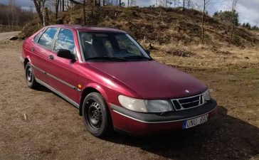 Saab 900ng Good buy for only $ 500