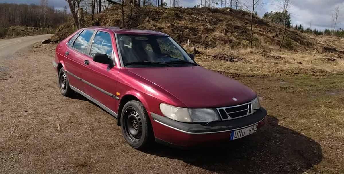Saab 900ng Good buy for only $ 500