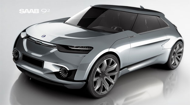 Saab 92 - Re-imagined