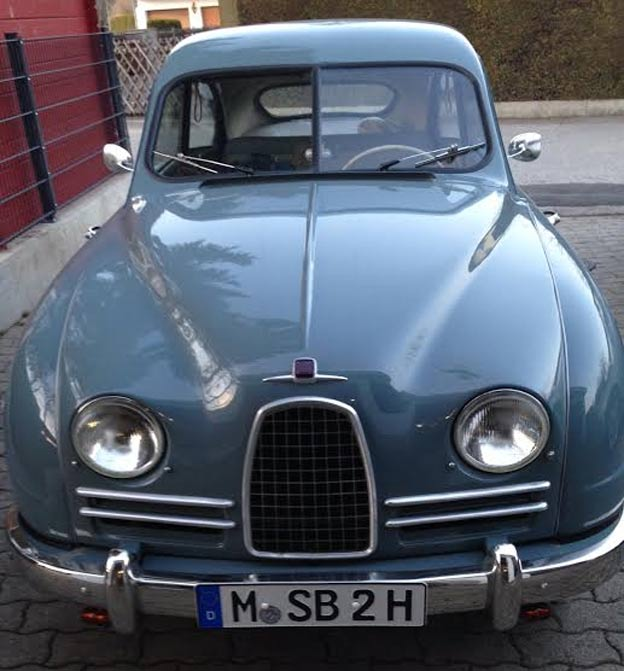Saab 93 A