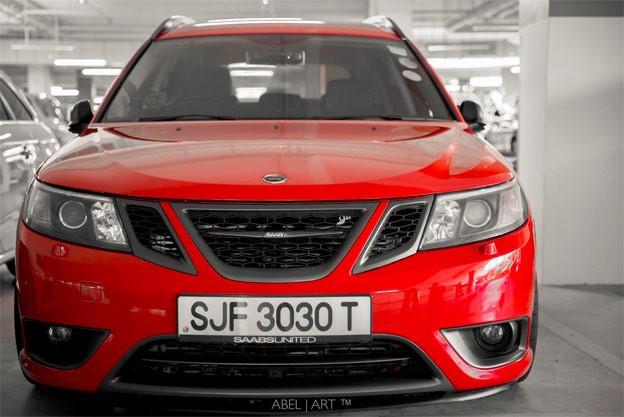 Saab 9-3 Turbo X Hirsch