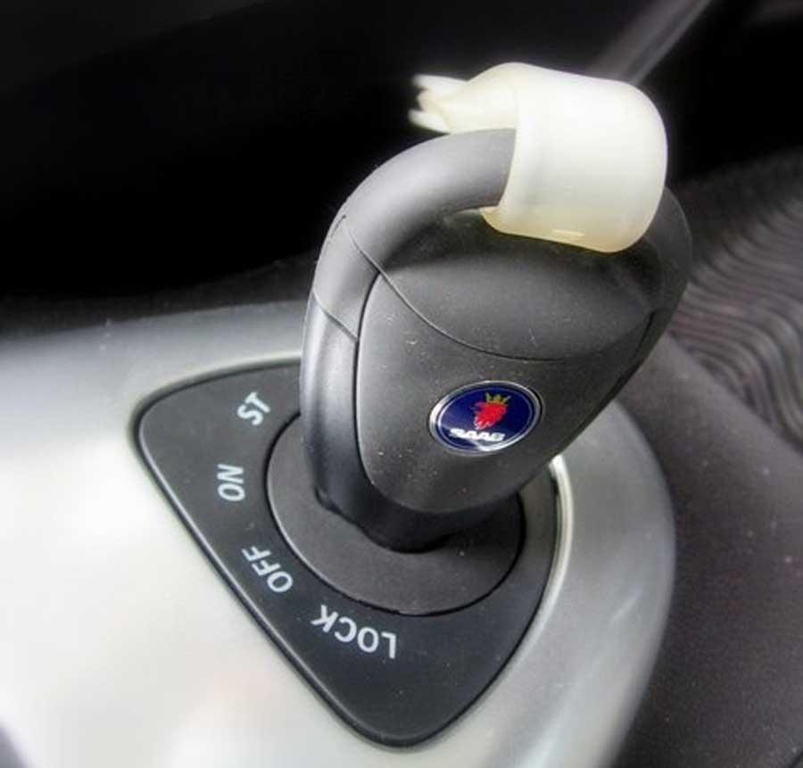 Saab 9-3 key fob