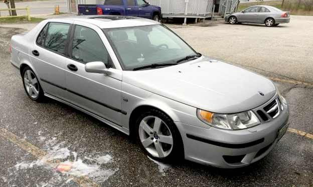 saab planet 2004 saab 9 5 aero for sale 3500. Black Bedroom Furniture Sets. Home Design Ideas