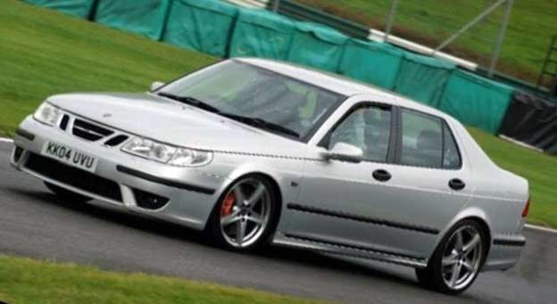 Saab 9-5 e3 performance car