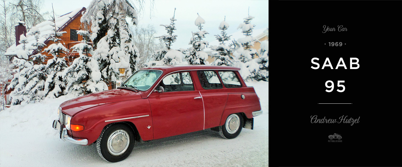 This Saab Makes Us Wish Winter Was Here A Bit Longer