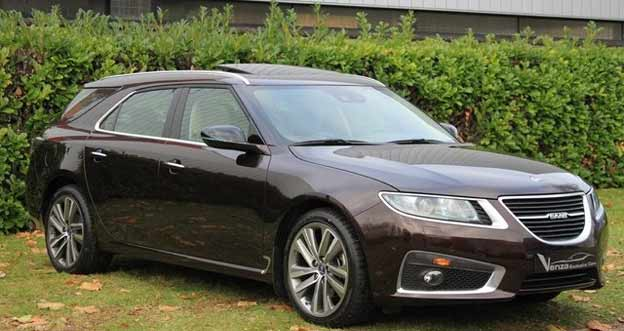 Saab 9-5 Sportcombi for Sale