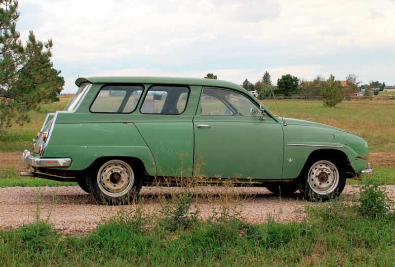 Saab 95 Wagon