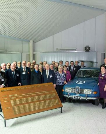 Celebration / 50 years of Saab 96
