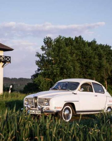 Saab 96 project