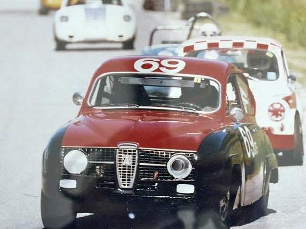 Saab 96 Racer