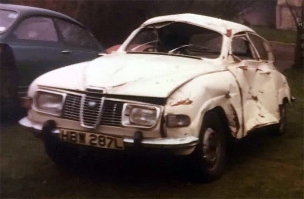 State Before - Saab 96