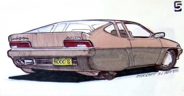 Saab 960