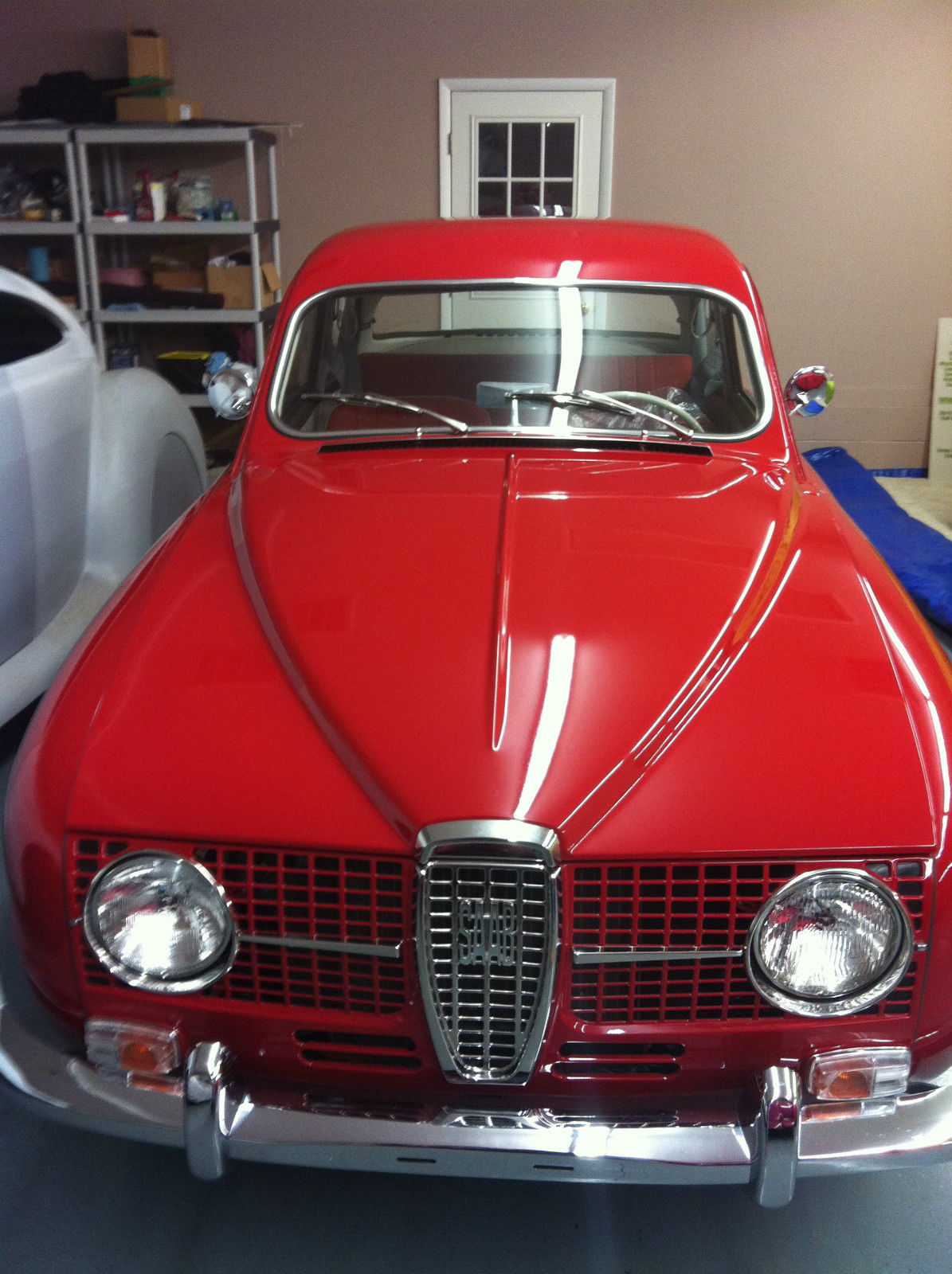 1967 SAAB 96 V4 in Mint condition