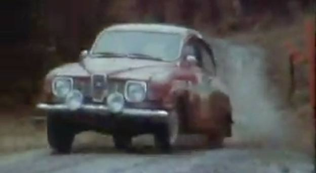SAAB 96 - The World's Greatest Rally Car INTEGRALE VESTITO