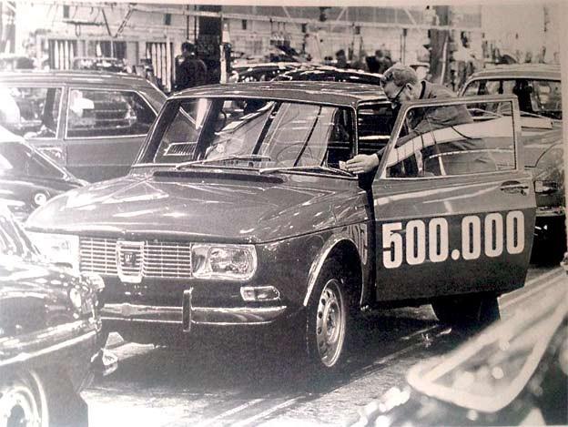 Saab 99 1970