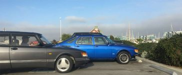 Brenda's favorite cars are the Saab 99 and 900 SPG