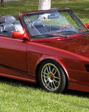 Saab 99 cabriolet