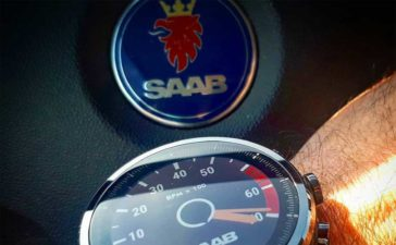 Saab 99 EMS Smart Watch