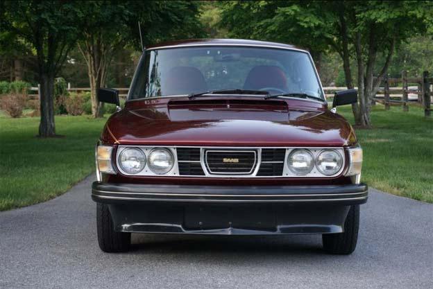 1977 Saab 99 EMS for Sale