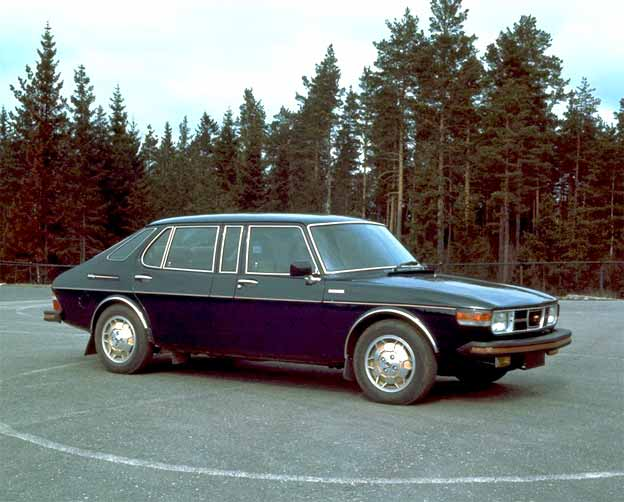 Saab 99 GLE-L