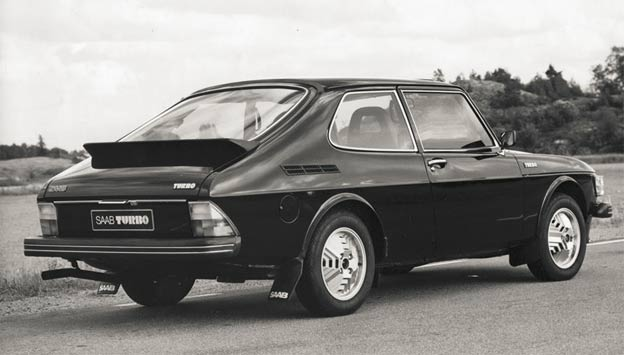Saab 99 Turbo Coupe