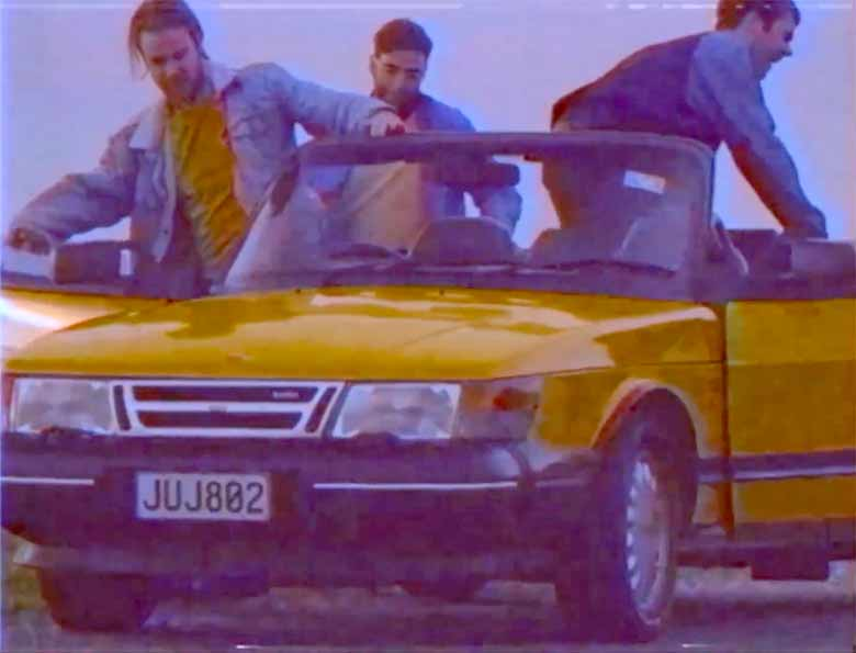 Saab Convertible video
