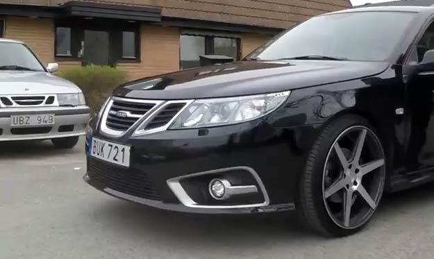 Saab Meetup Hoor - Sweden