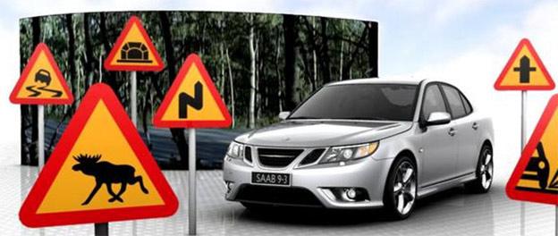 McCann Ads for Saab