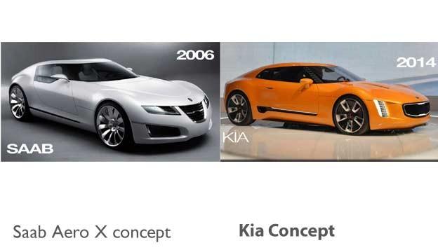 Saab Aero-x concept