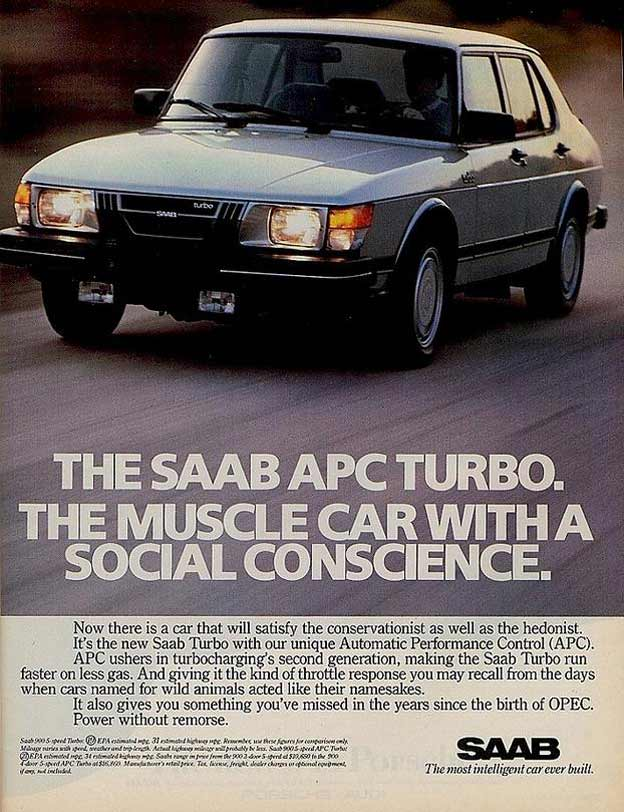 Why Turbo fans owe Saab a thank-you