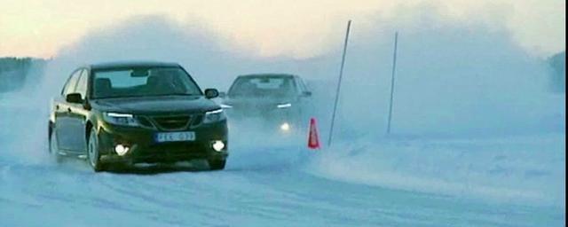 Saab Arctic Adventure 2011