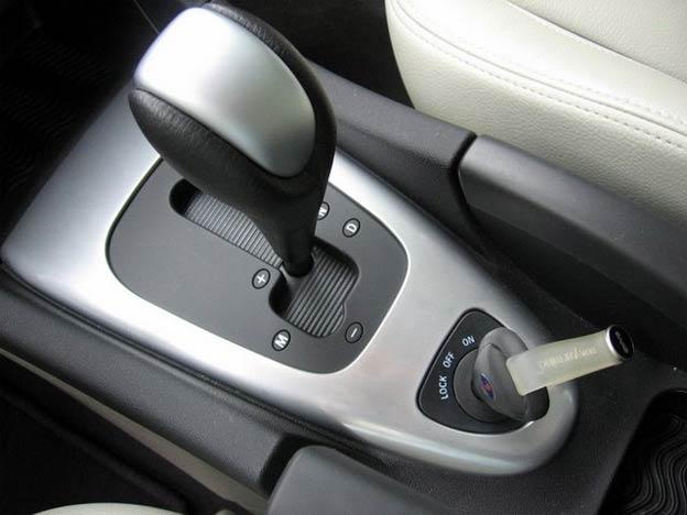 Saab automatic transmission